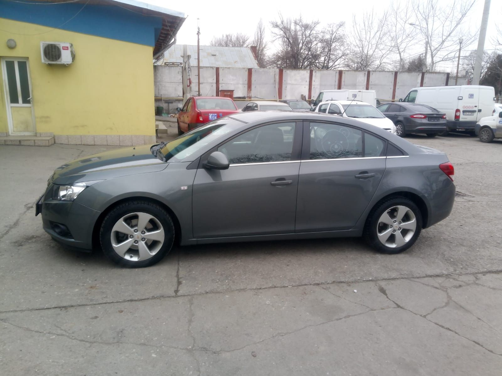 Chevrolet Cruze Swisorent